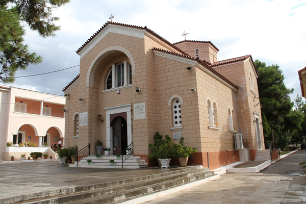Panagia-Faneromeni-Artakis